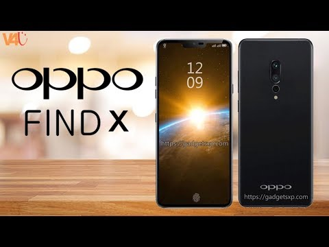OPPO Find X Official Look, Release date, Price, Camera, Specs, Features, Launch, 5G
