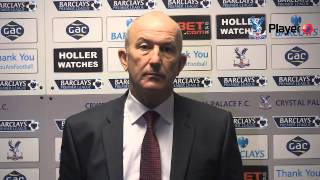 Tony Pulis On West Bromwich Albion Victory