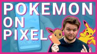 Pokemon on Google Pixel 4 | How to activate the interactive Pokemon wallpaper
