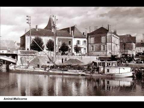 « Les mariniers » (Boulinerien) Canal de Nantes à Brest + barrage Guerlédan (english subtitle)