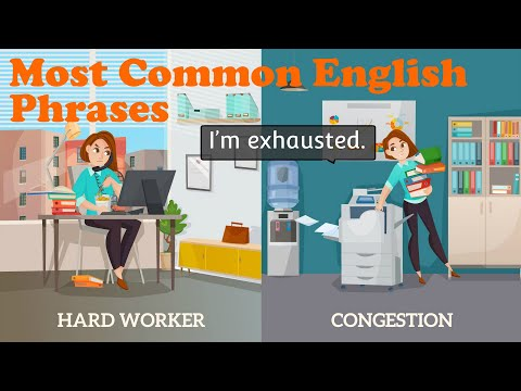 The most common English phrases that native speakers use