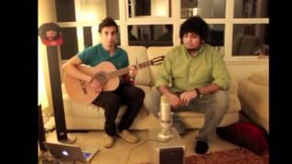 ناصر الصالح - زمن عبدالحليم (طيب وتفكيري قديم) - ريان وعبدالله - جيتار Rayan Dobaei