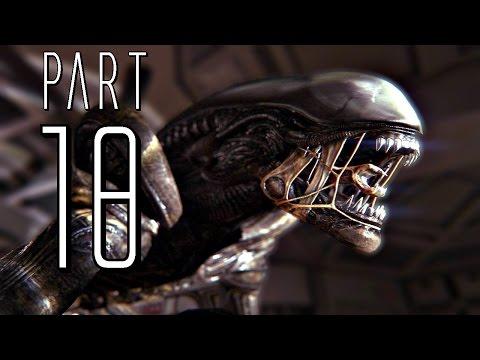 Alien: Isolation (PC) - Part 18 (Apollo Core / Consultation / Dome Terminal)