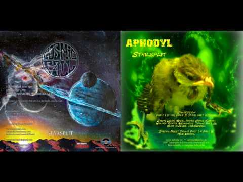 Cosmic Fall/Aphodyl - Star Split(Full Album)
