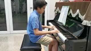 Hans Julian Theophilus (Piano V) Sonata No 5 KV 283 Allegro W A  Mozart