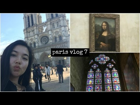 EXPLORING PARIS ALONE
