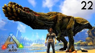 CE MONSTRE EST IMMENSE ! | ARK MOD : Survival Evolved ! #Ep22 thumbnail