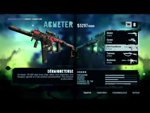 Far Cry 3   Signature Weapons