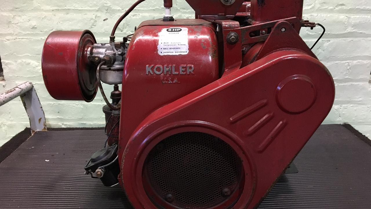 kohler k181 wiring diagram [ 1280 x 720 Pixel ]
