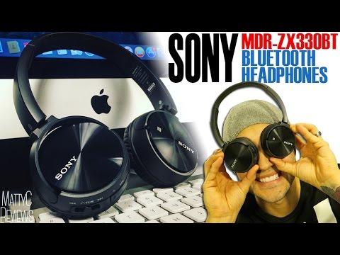 5 24. SONY MDR-ZX330BT Wireless Bluetooth Headphones d95c18636e70c