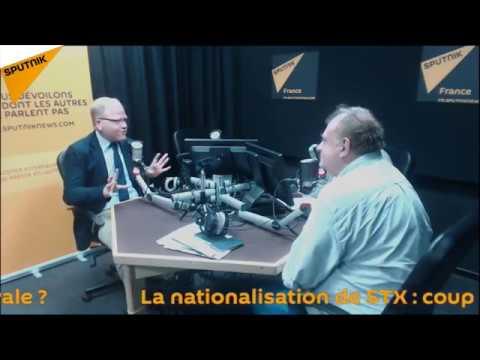 La nationalisation de STX : coup médiatique ou nouveau départ pour l'industrie navale ?