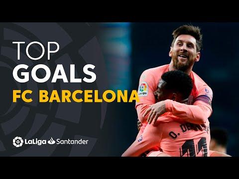 fc-barcelona-campeón-laliga-santander-18/19---best-goals