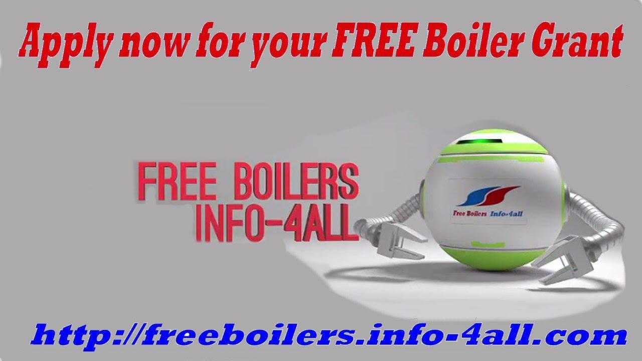 Free Boiler Grants UK - YouTube