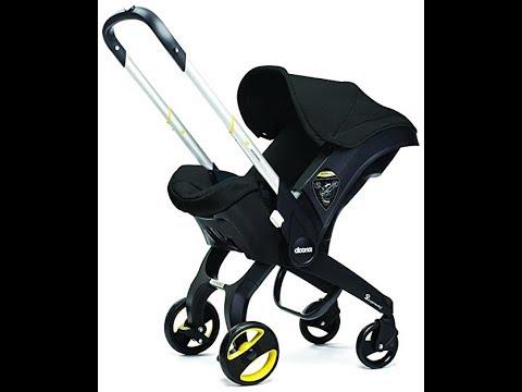7612543deda Doona Infant Car Seat   Latch Base – Night (Black) – US Version ...