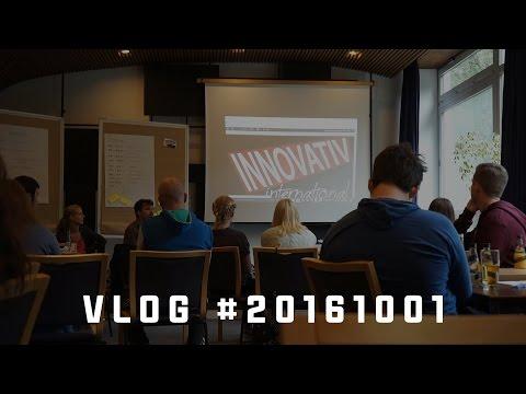 Workshop in Berlin bei Innovativ International - Vlog #20161001