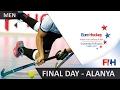 EuroHockey Indoor Club Challenge II 2017 Men - Final Day - Alanya, Turkey