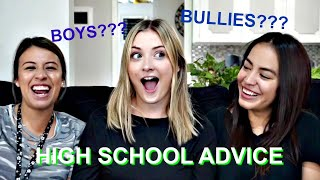 high school advice EVERYONE needs!