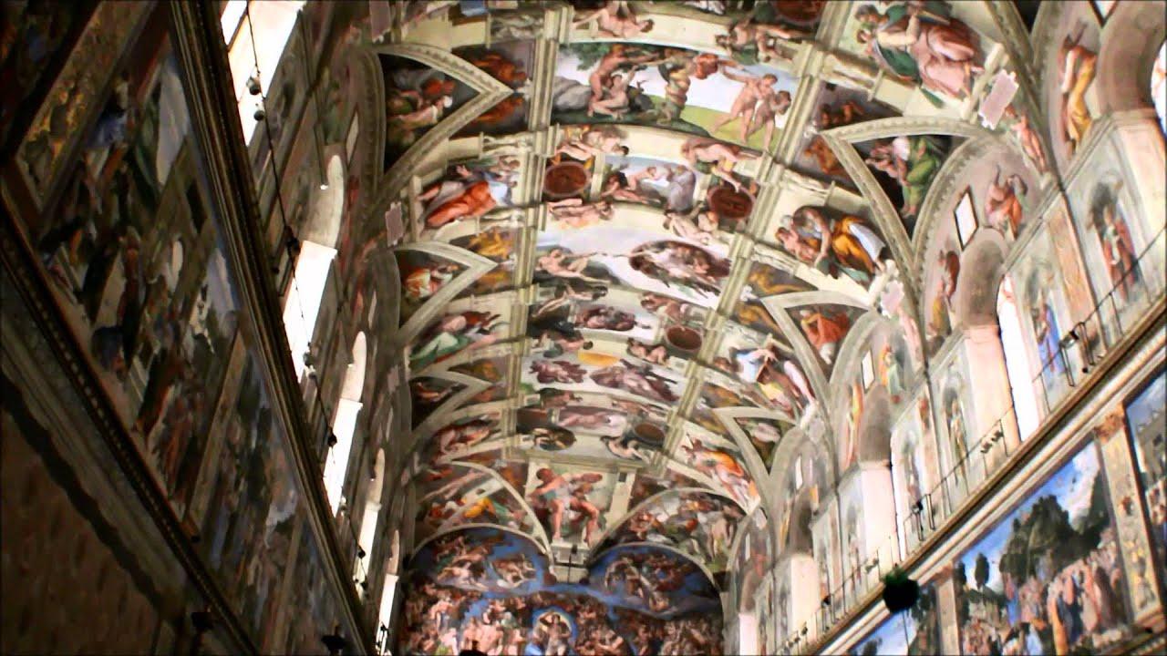 Sistine Chapel Wallpaper
