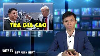 Hải quân Trung Quốc thiệt hại lớn khi thương chiến mỹ trung tăng cao