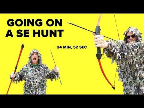 Going On  A SE Hunt