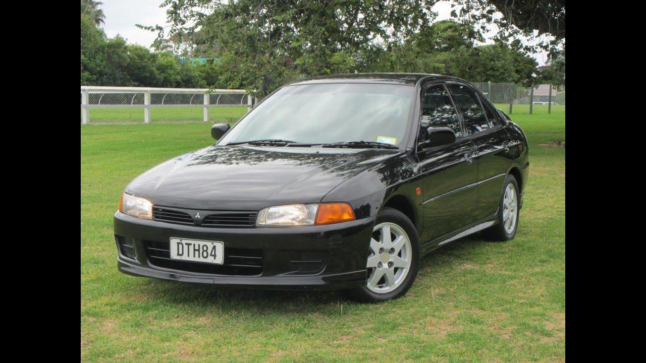 1996 Mitsubishi Lancer Mivec Sporty Sedan No Reserve