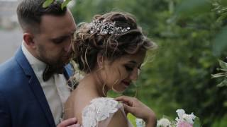 Трогательное и красивое свадебное торжество Дмитрия  и Юлии 29,07,16