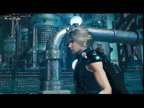 Mobius Final Fantasy JP - Sephiroth Hero & Sephiroth Costume Job Gameplay