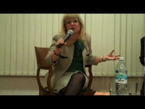 Rencontre avec un auteur: Martine Gozlan à l'Institut français de Tel Aviv
