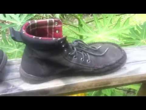 Minimalist Work Boot