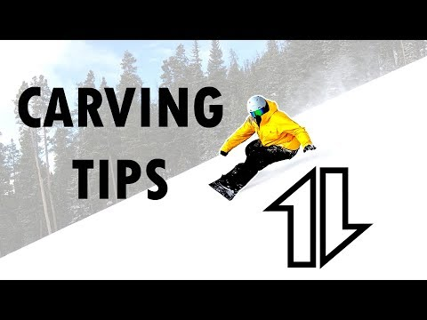 Snowboard Carving Tips with Joe Breese and Ryan Knapton