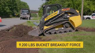 Machinery Minute: New Holland's Biggest Compact Track Loader, the C245