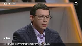 Мураев: Выдача паспортов РФ ускорит для Украины югославский сценарий.