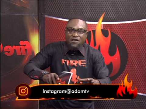 Fire 4 fire on Adom TV (1-2-17)