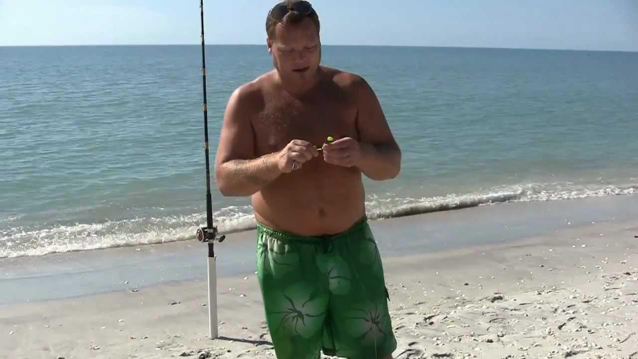 Fishing with Karl @ Manasota Key.12-16-2011 - YouTube