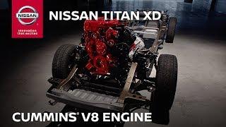 Nissan TITAN XD Cummins Diesel Engine