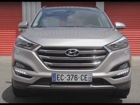 Essai Hyundai Tucson 1.7 CRDi 141ch Executive