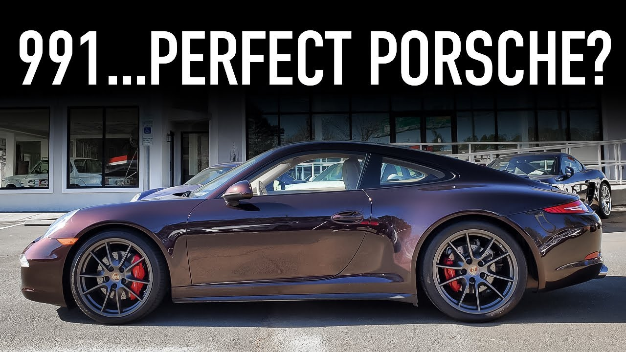Porsche 911 (991) Carrera 4s Review...Best Used Sports Car Investment?