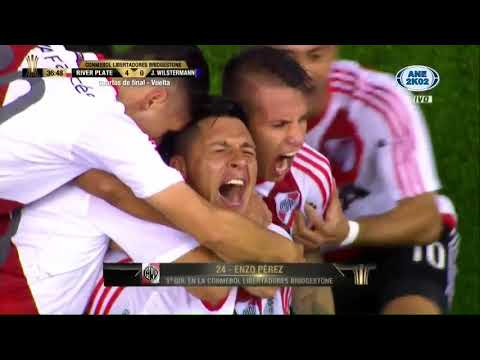 River Plate vs Jorge Wilstermann - 8-0 HIGHLIGHTS & GOALS • 21/09/2017 • LIBERTADORES CUP