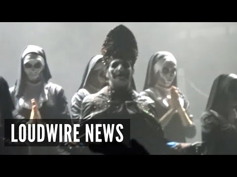 Ghost Fans Freak Out After Papa Emeritus IV is Revealed