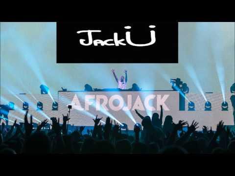 NLW - Daft Ragga VS Jack u - Jungle Bae (Afrojack Edit)