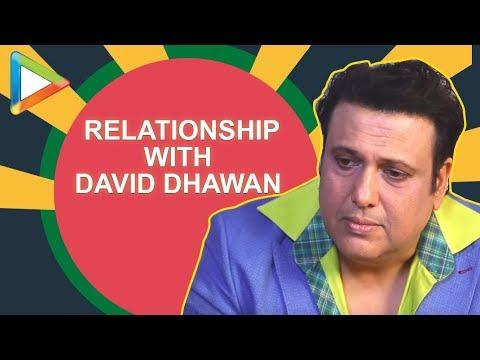 Govinda:  David Dhawan ne kaha Jo chhota mota mil jaaye, kaam kar le
