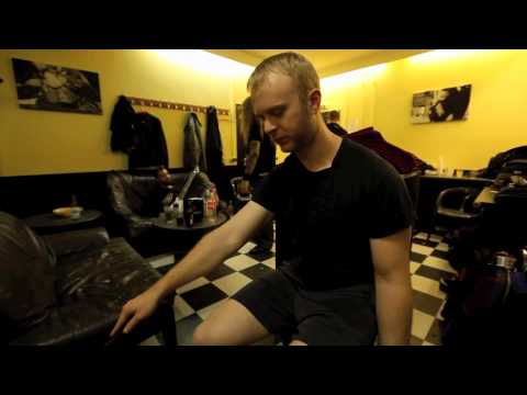Chimaira Backstage in Germany [HD]