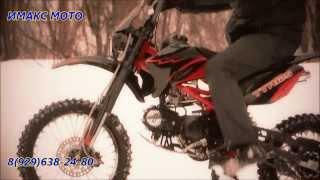 Irbis TTR 125 возвращение кроссового мотоцикла(Магазин «ИМАКС МОТО» находится по адресу: г.Москва, улица Маршала Полубоярова дом 98, Телефоны магазина:..., 2013-10-16T19:47:21.000Z)
