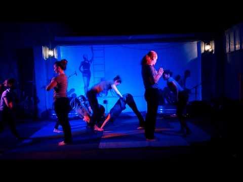 Energies Balanced Yoga Exhibition 3-12-15