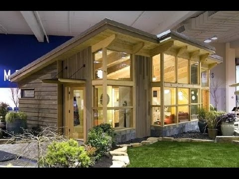 FabCab: A Most Fabulous Timberfame Prefab Cabin