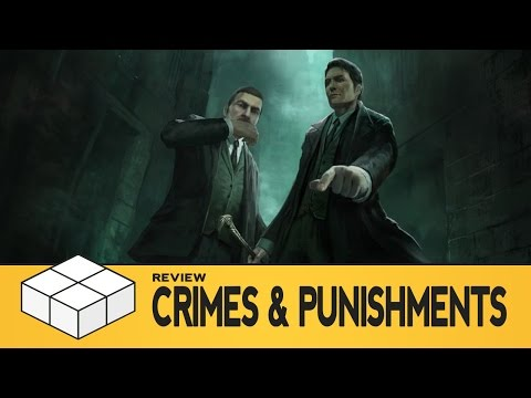 Sherlock Holmes: Crimes and Punishments - Review