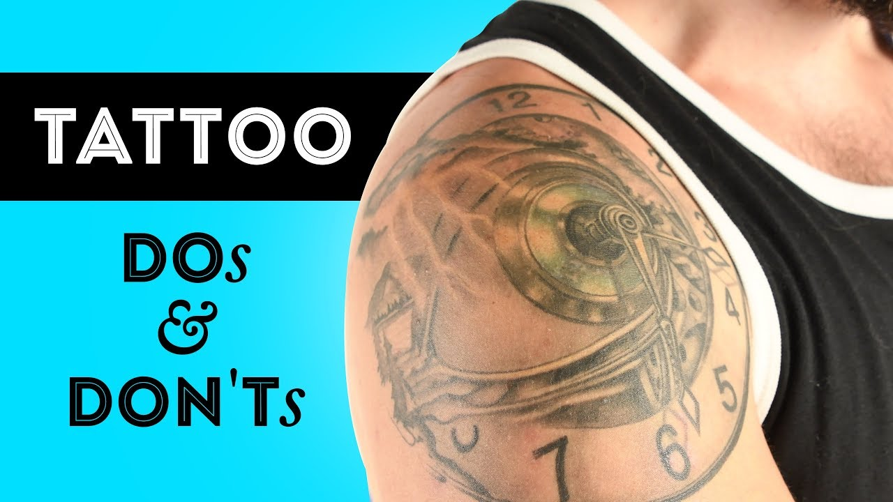 f9367fbc2c8e1 Tattoo Dos and Don'ts — Gentleman's Gazette