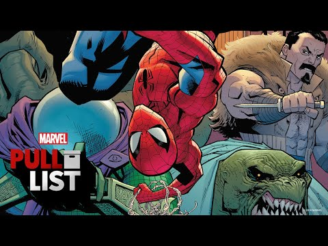 Game Changing Comics! AMAZING SPIDER-MAN, DARTH VADER and more! | Marvel's The Pull List