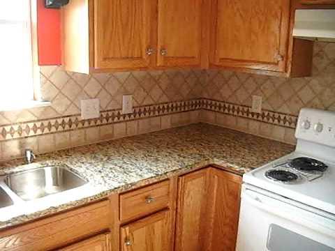 How To Remove Tile Backsplash >> Santa Cecilia Granite Countertops Installed in Charlotte