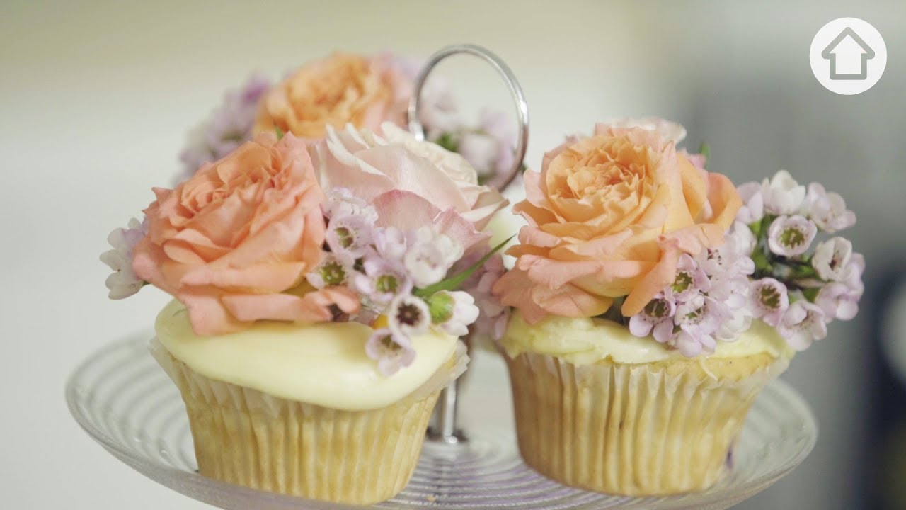 Blooms for Rooms: Edible Flowers